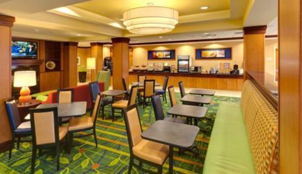 Fairfield Inn & Suites by Marriott Buffalo-Airport