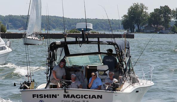 Fishin Magician