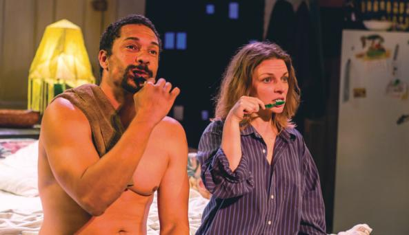Frankie and Johnny in the Clare de Lune by Terrence McNally