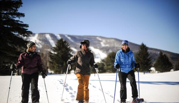 X C ski