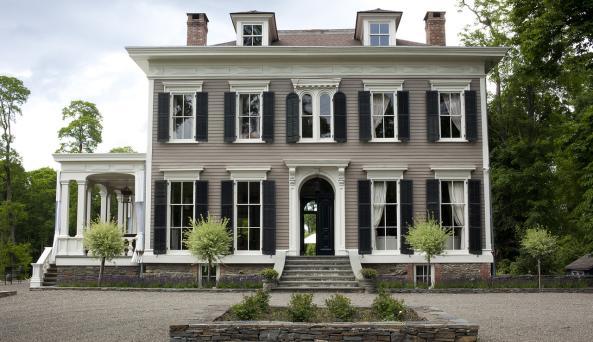 Ham House - front