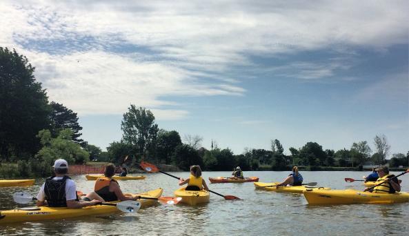 Buffalo Niagara Riverkeeper Tours