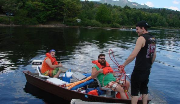 Indian Lake Islands