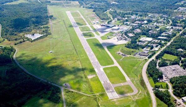 Ithaca Tompkins Regional Airport
