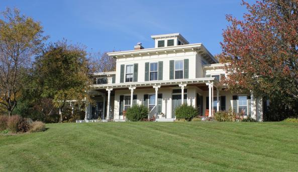 Art Omi - Ledig House Fall