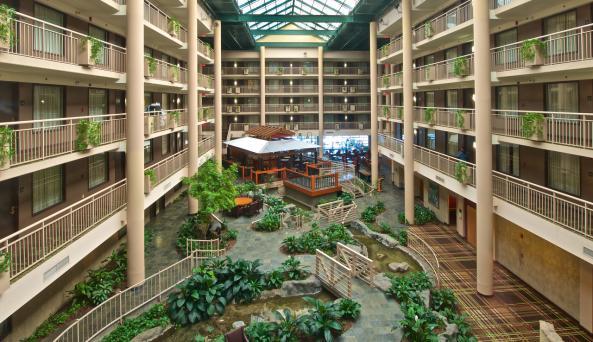 Tropical Atrium 1