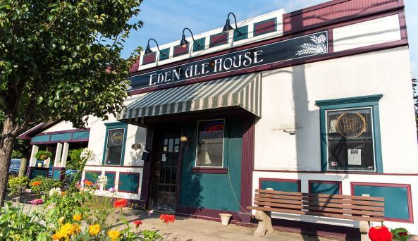 Eden Ale House Facade