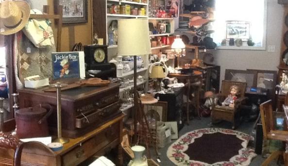Madison Inn Antiques