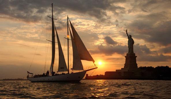 NYS Feed - Manhattan By Sail