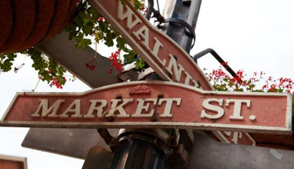 Located on beautiful Historic Market Street in Corning, NY.