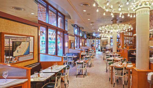 Credit Nice Matin - Dining Room