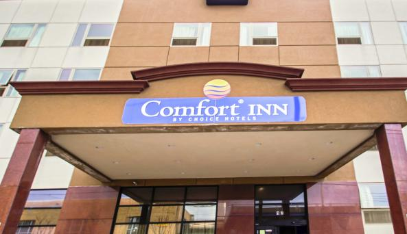 Comfort Inn Brooklyn Cruise Terminal