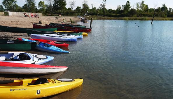 Canoe and Kayak Rentals available