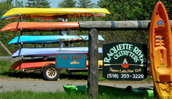 Raquette River Outfitters, Tupper Lake