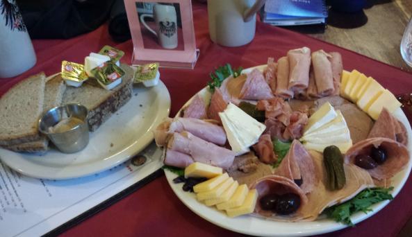 Authentic German cuisine