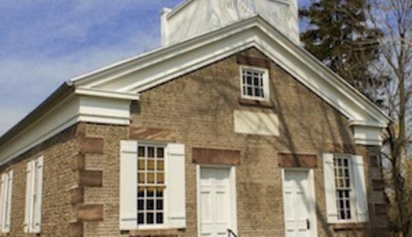 Cobblestone Museum - Schoolhouse