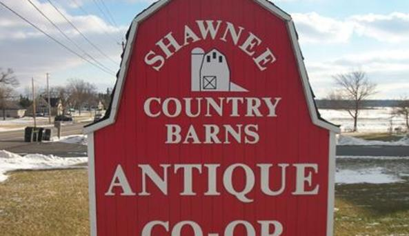 Shawnee County Barn