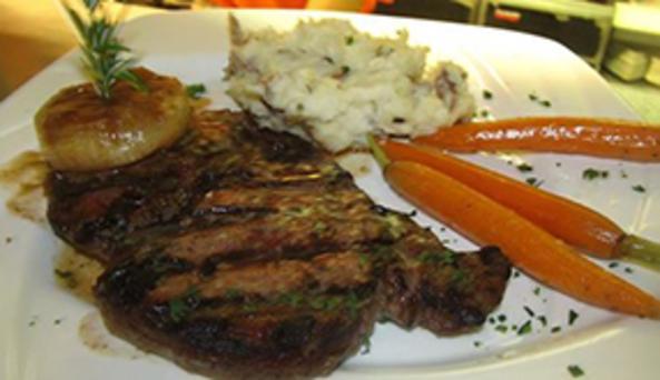 Silver Fox Steak