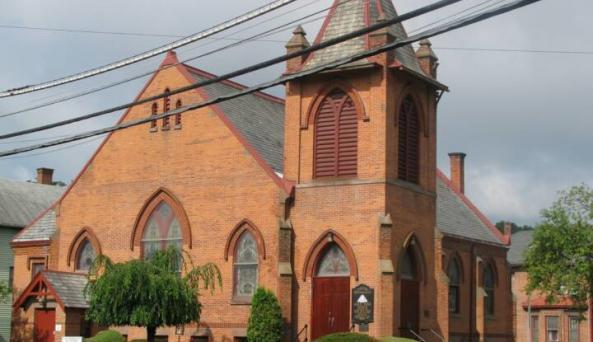 Smith AME Zion Church