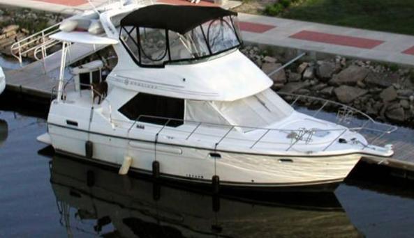 1000 Islands Yacht Charter