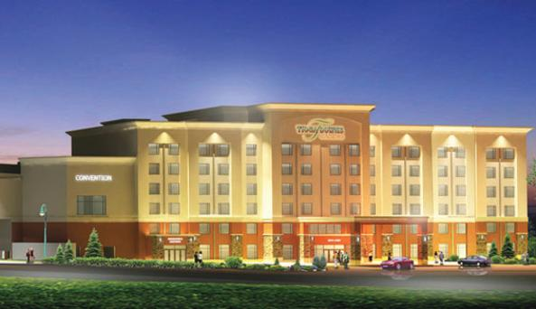 Tioga Downs Casino Hotel