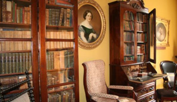 Saratoga Springs History Museum - Walworth Library