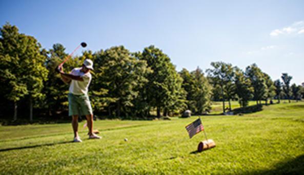 Tupper Lake Golf Course, Adirondacks