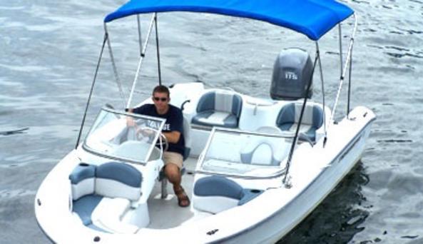 U-Drive Boat Rentals at Shoreline