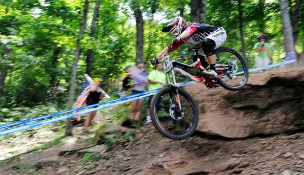 UCI Mountain Bike World Cup at Windham Mountain
