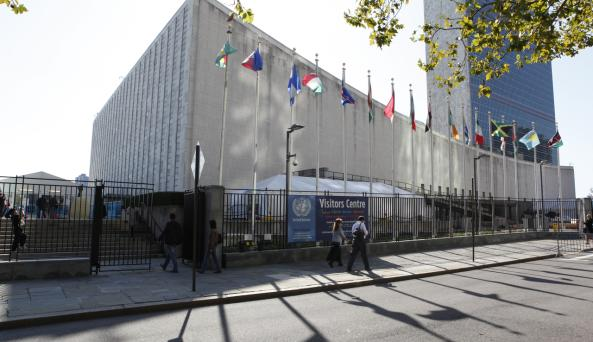 United Nations - Photo by Jen Davis - Courtesy of NYC & CO