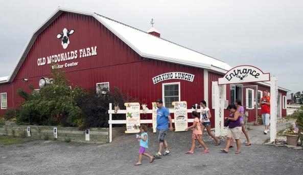 Old McDonald Farm - Photo by NYS ESD