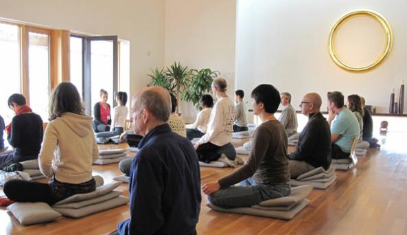 Won Dharma Meditation
