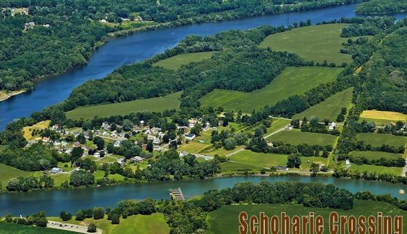 Schoharie Crossing State Historic Site - Photo Halldor Sigurdsson Courtesy of Schoharie Crossing Sta