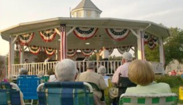 Outdoor Summer Concert - Amherst Symphony Orchestra