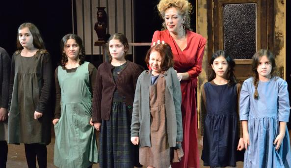 Center for Perf Arts R'beck - kids