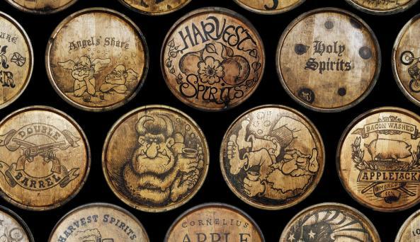 Harvest Spirits - barrels