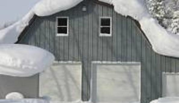 Drift Inn Lodge Winter