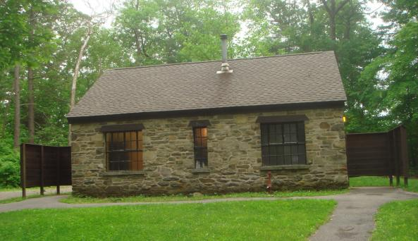 Norrie - bathouse