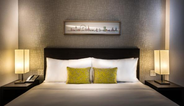 Bernic Hotel, The