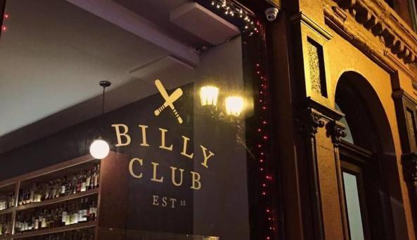 Billy Club