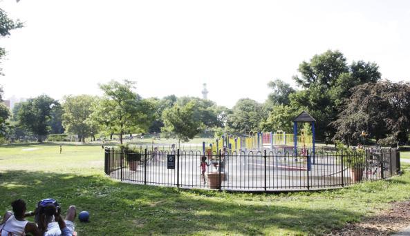 Fort Greene Park Photo by Alexander Thompson