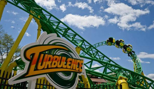 Turbulence Roller Coaster
