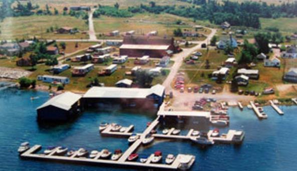 Cantwell Pier 65 Marina