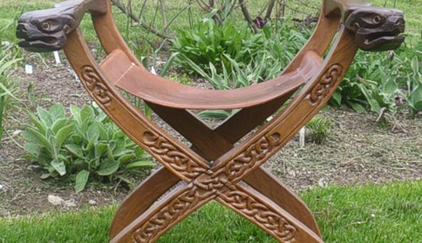 Celtic Woodcraft design