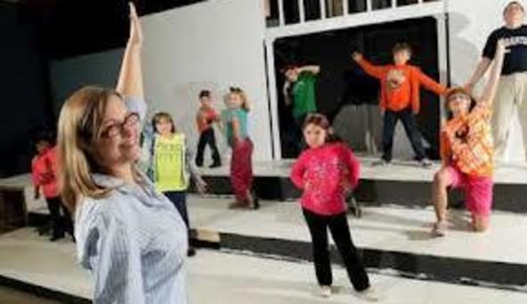 CNY Arts Center - Rehearsal
