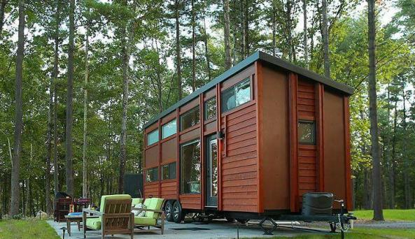 The Flat- A Tiny House Resort
