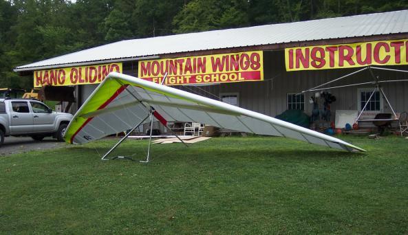Mountain Wings Hang Gliding 2.