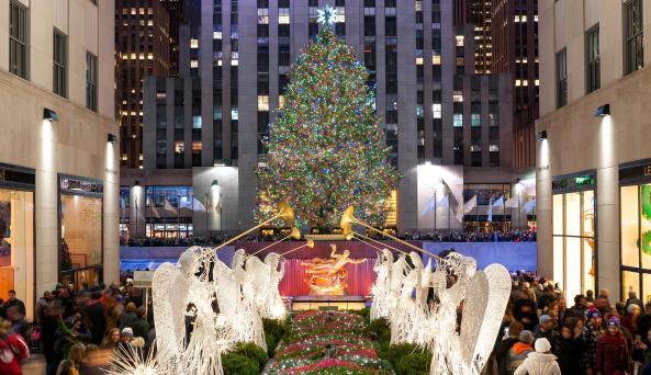 Rockefeller Center - Midtown West