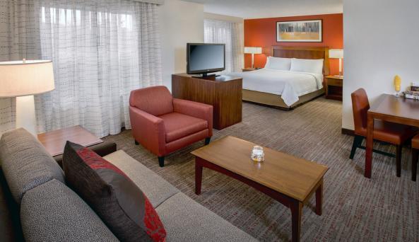 Room at the Residence Inn