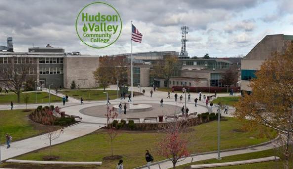 Campus of HVCC